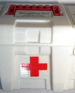 Аптечка противошоковая