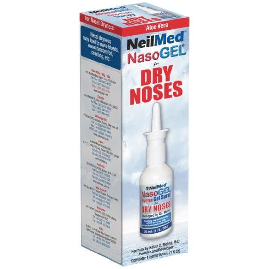 Neilmed Nasogel - увлажняющий назальный спрей