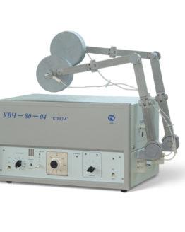 УВЧ-80-04 СТРЕЛА (двухрежимный) аппарат для УВЧ-терапии