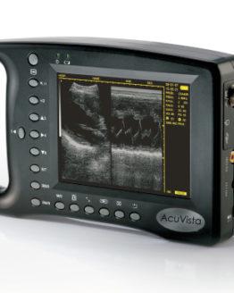 AcuVista VT880b портативный ветеринарный УЗИ сканер