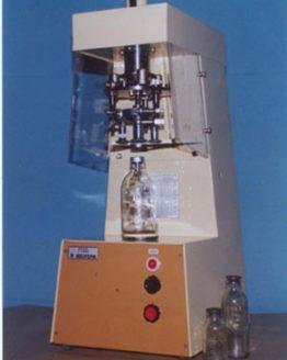 ПЗБ полуавтомат закаточный для флаконов