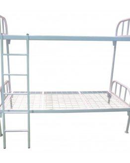 Кровать металлическая двухъярусная КОМ 01-2