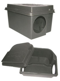 Приманочный контейнер К для крыс