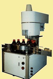 ЗМФ полуавтомат для закатки пенициллиновых флаконов