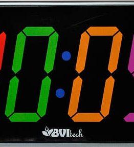Электронные настенные часы BVItech BV-103M
