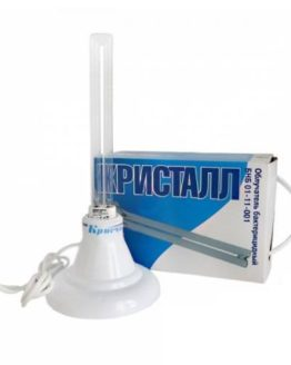 Облучатель бактерицидный БНБ 01-11-001 Кристалл