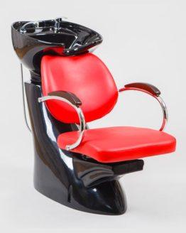 Парикмахерское кресло-мойка Евромедсервис SD-6659