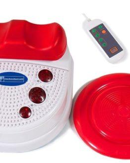 Вибромассажер FM-2343-2 электрический для ног с инфракрасным излучением - Свинг-машина
