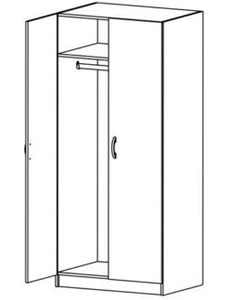 Шкаф для одежды ШО-2