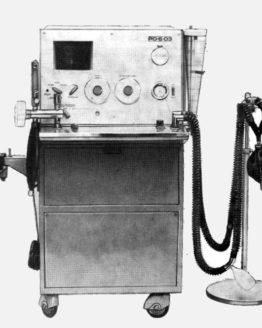 РО–6–03 аппарат искусственной вентиляции легких